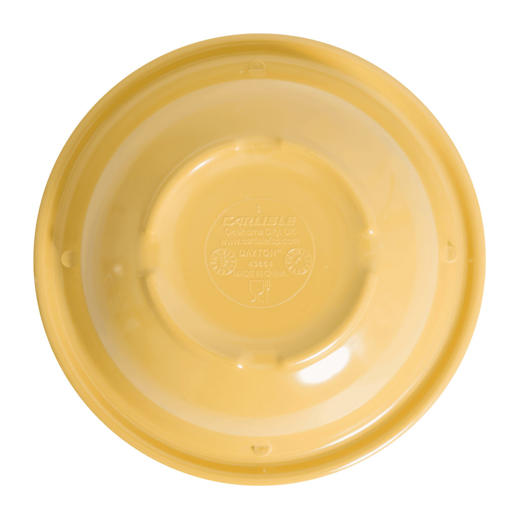 Cereal & Such Cereal Bowls (Brown and Yellow)