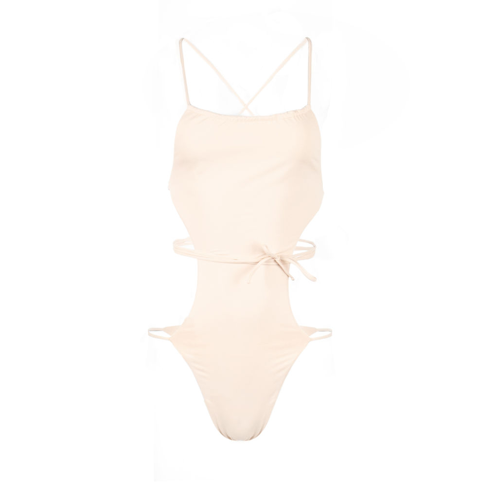 Inamorata George's One Piece Swimsuit