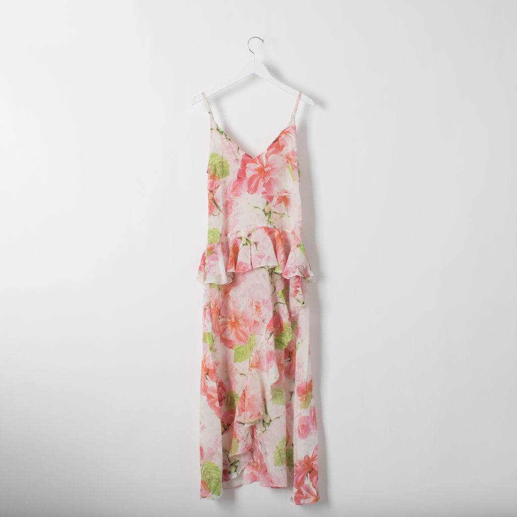 Shakuhachi Floral Dress curated by Sophia Amoruso