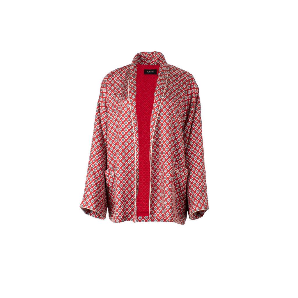 The Kooples Kimono Style Open Jacket
