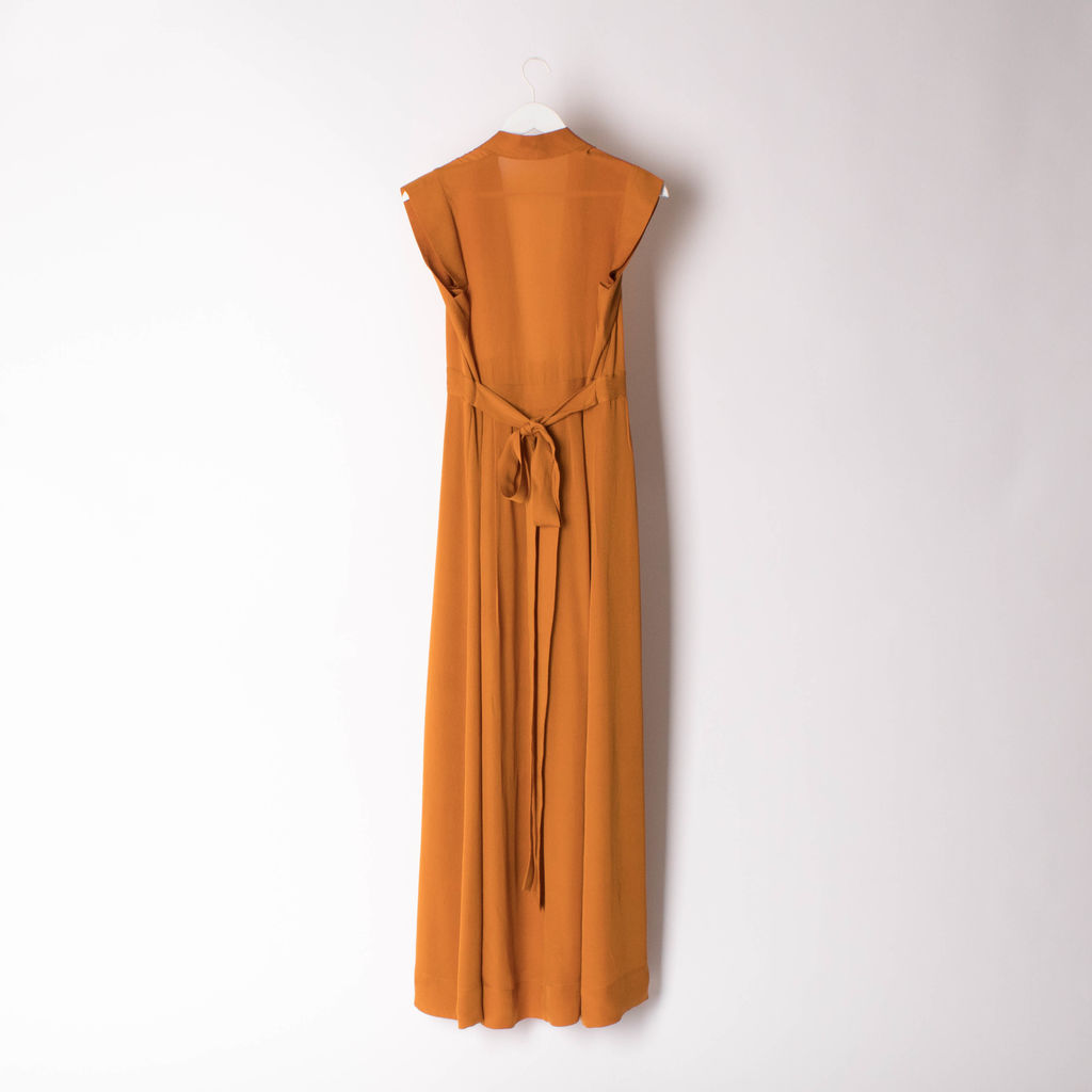 Isabel Marant Marigold Silk Gown