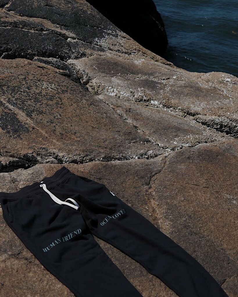 Human Friend Ocean Lover Sweatpants