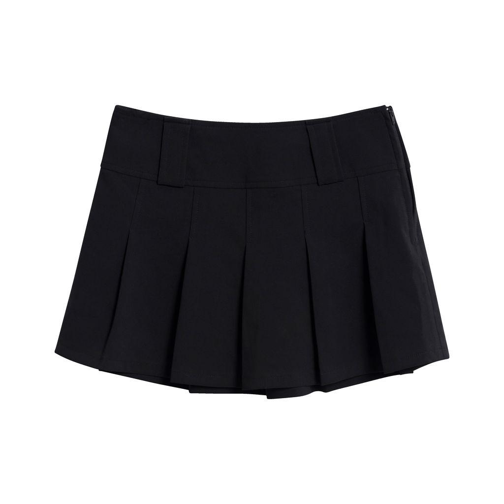 I.AM.GIA Pleated Mini Skirt