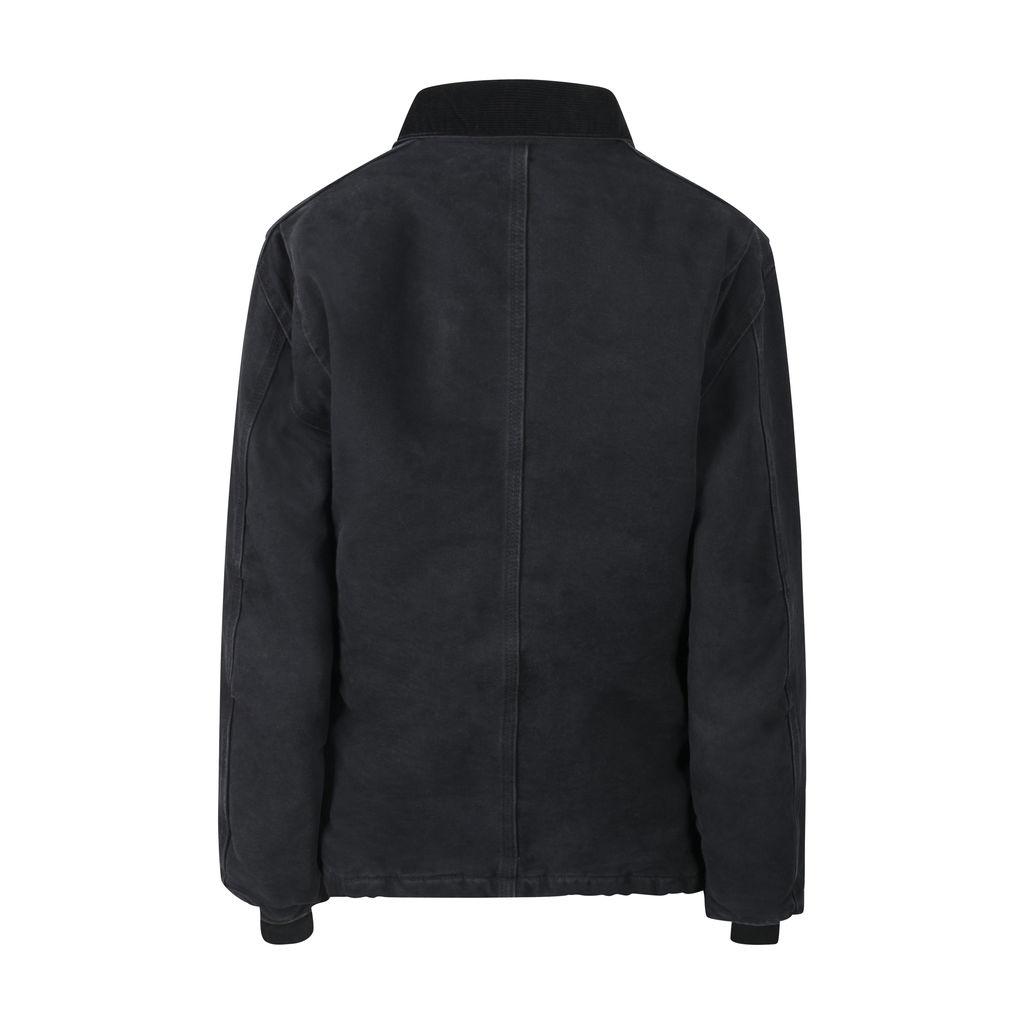Carhartt Corduroy Collar Jacket