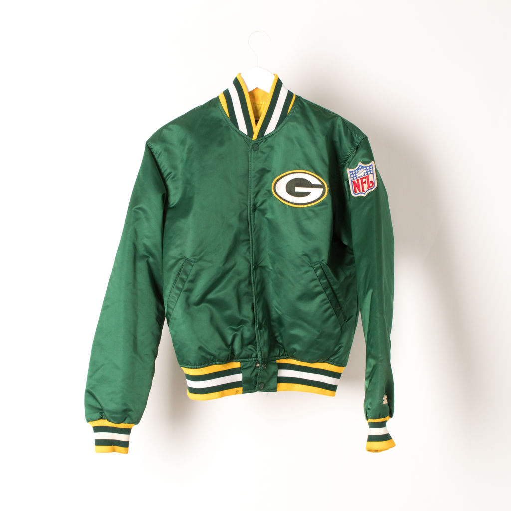 Vintage Packers Starter Jacket