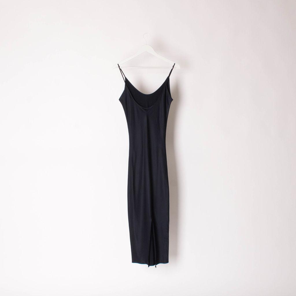 TyLynn Nguyen Calla Silk Slip Dress