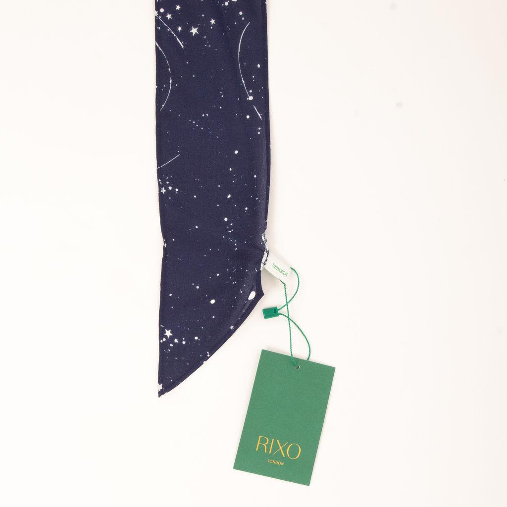 Rixo Alexa Cosmic Constellation Neckscarf