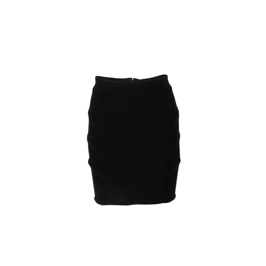 Stretta Sandy Bandage Skirt
