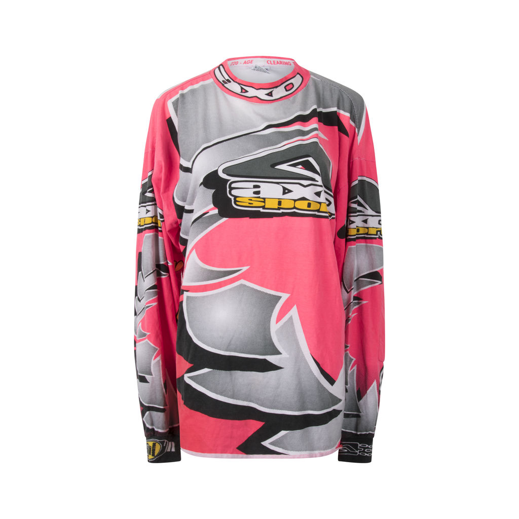 Axo Sport All Over Print Long Sleeve