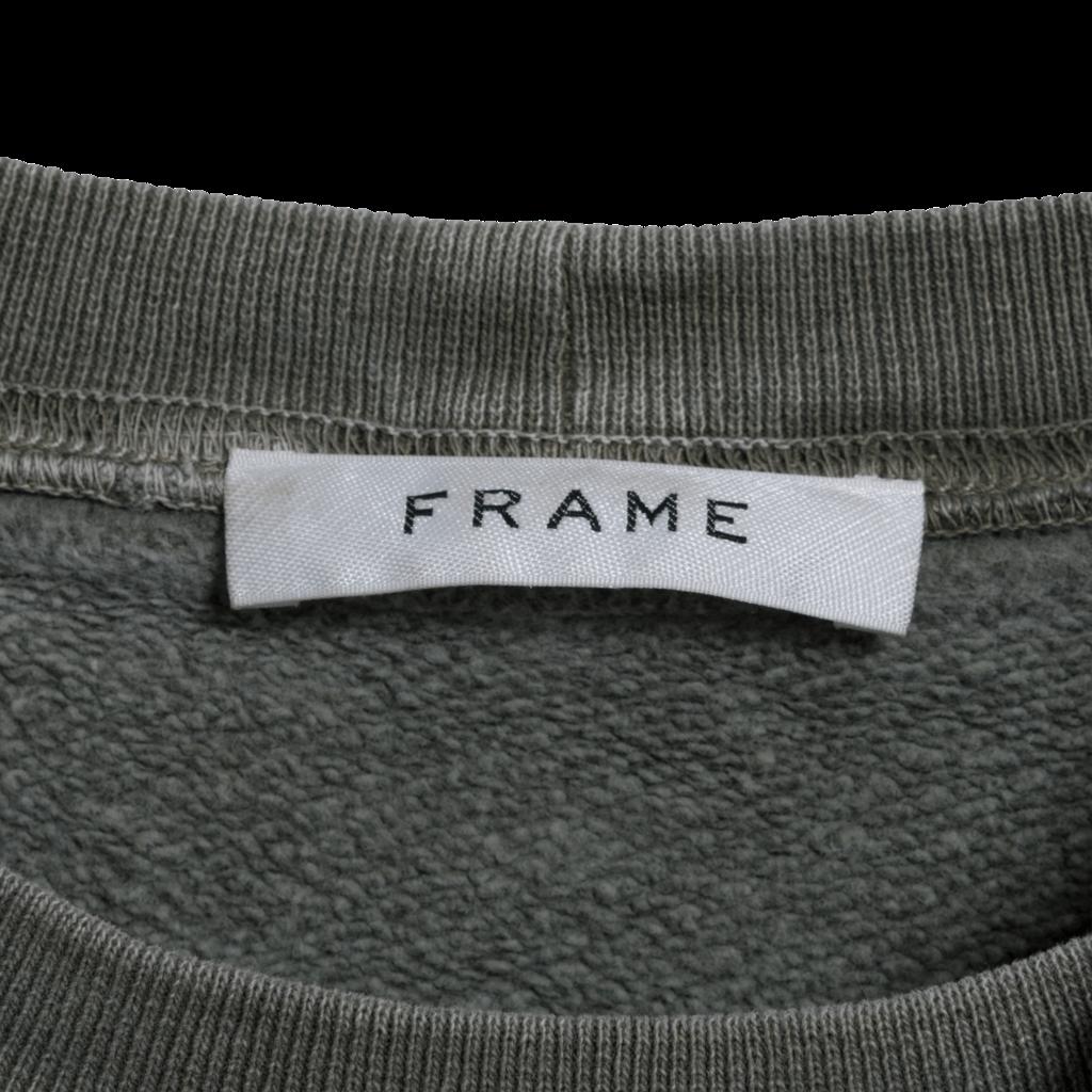 Frame Varsity Pullover