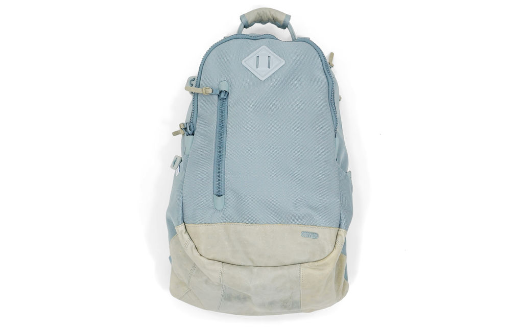Visvim Ballistic 20L Leather Bottom Backpack
