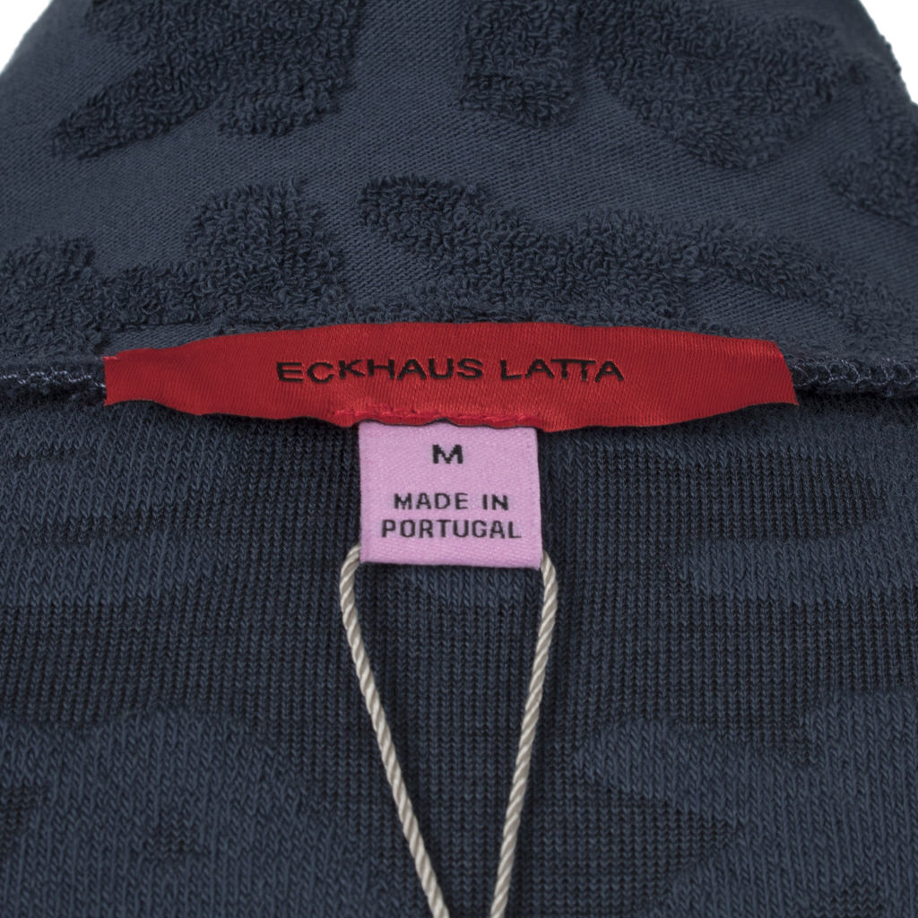 Eckhaus Latta Anagram Cropped Turtleneck