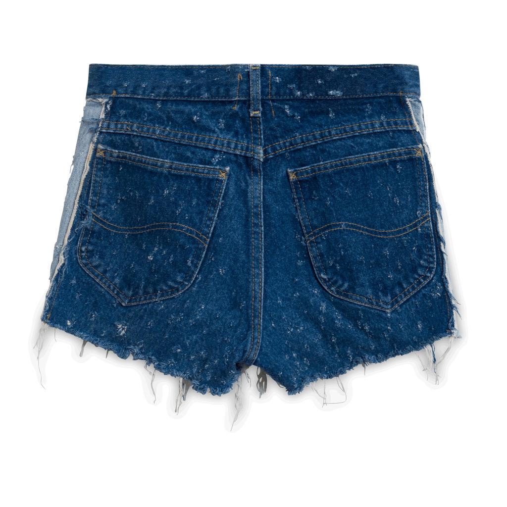Furst Of A Kind Lee Shorts - Multi-Denim