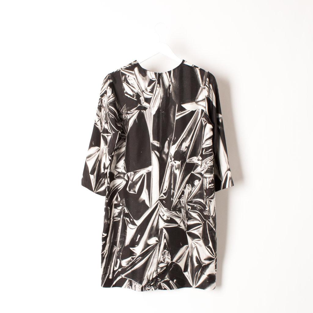Stella McCartney Foil Print Dress
