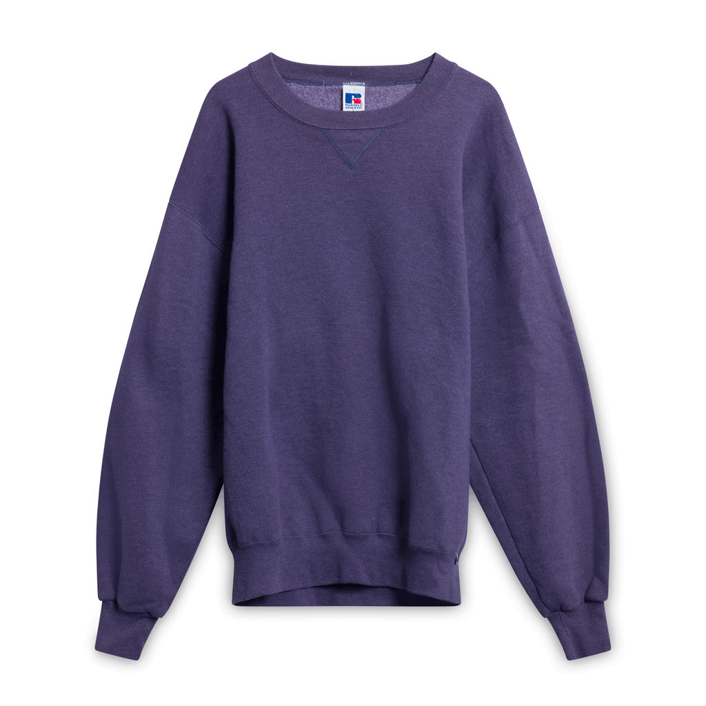 Vintage Russell Crewneck- Light Purple
