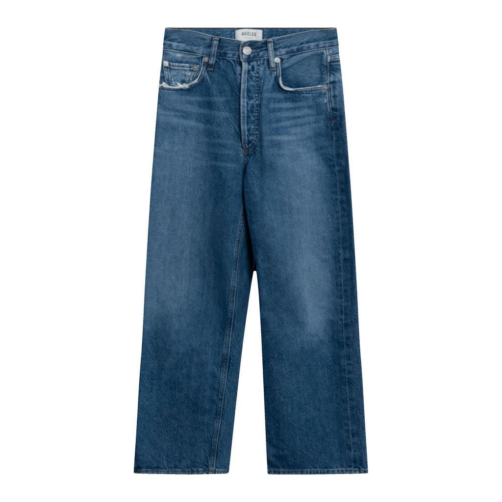 AGOLDE Ren High-Waist Jeans