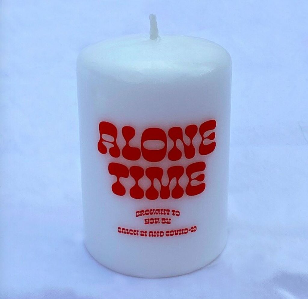 Alone Time Candle