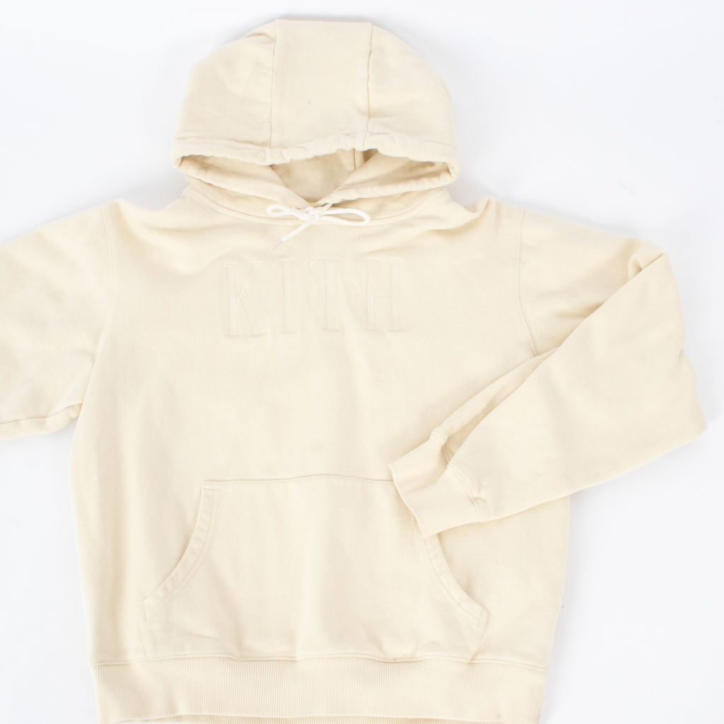 Kith NYC Embroidered Logo Hoodie