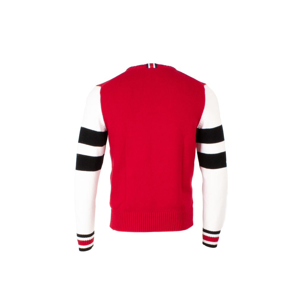 Tommy Hilfiger x Lewis Hamilton Varsity Knit Sweater