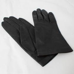 Women's Silk Lined Leather Gloves curated by Sophia Amoruso