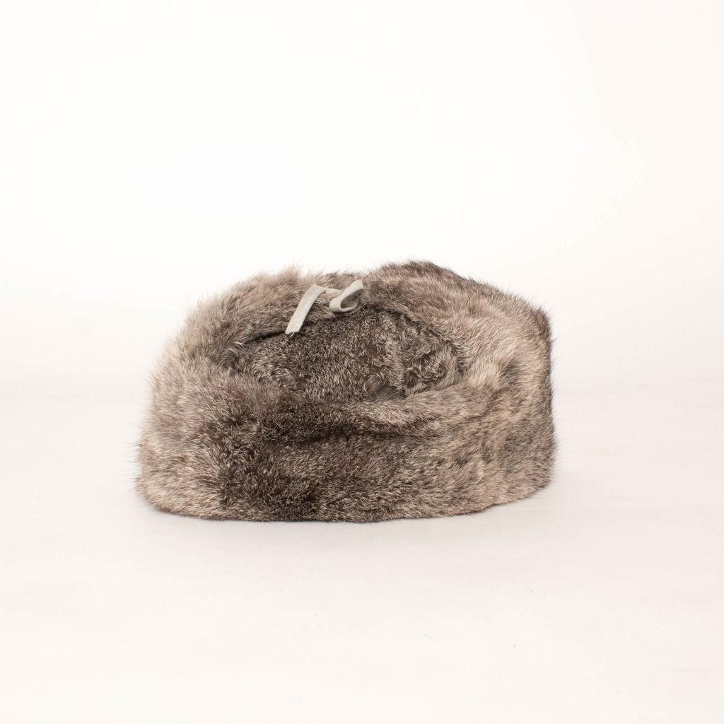 Vintage Cappelleria Mutinelli Fur Ushanka