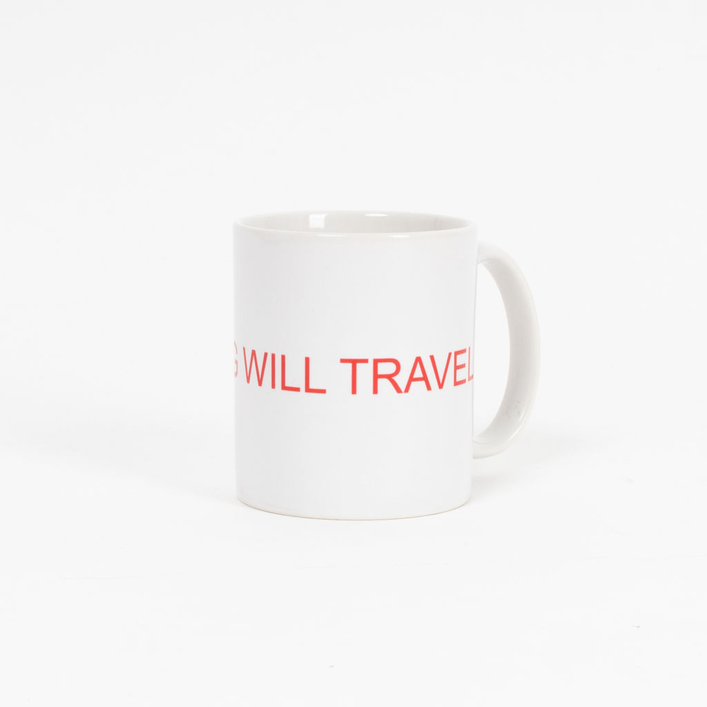Have Mug Will Travel Coffee Mug