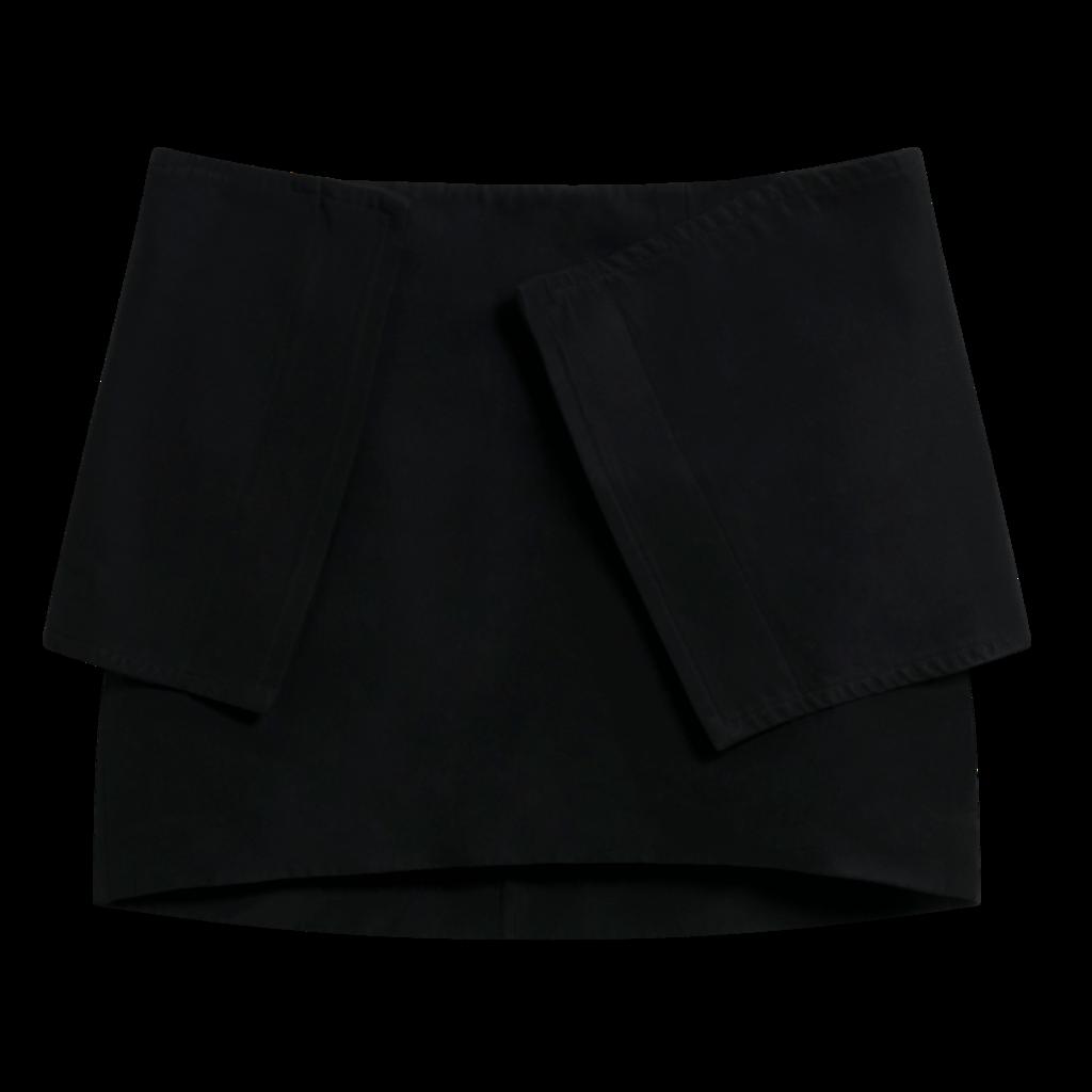 J.W. Anderson Brick Mini Skirt