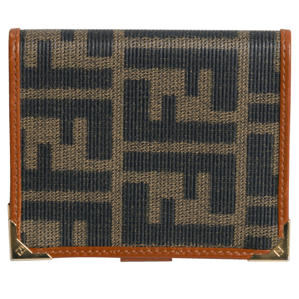 Vintage Fendi Pocket Wallet