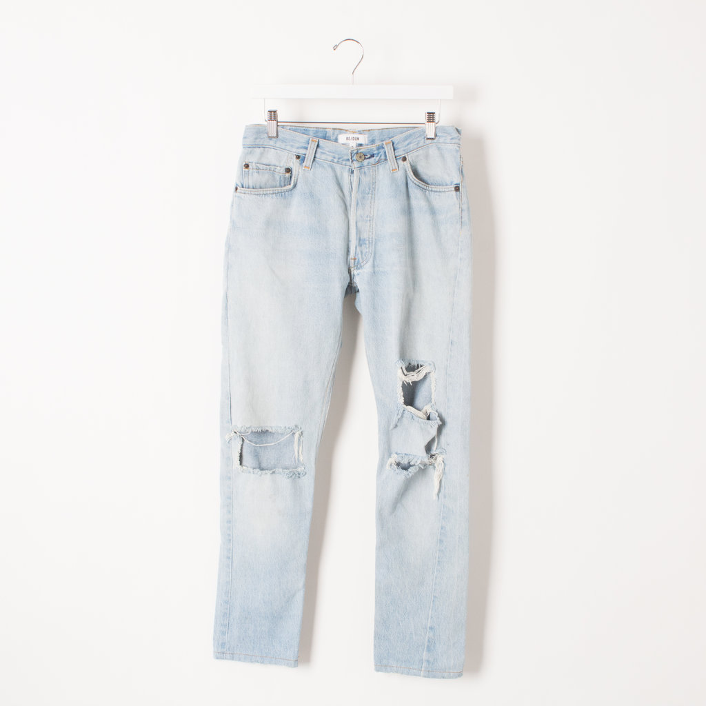RE/DONE reworked Levi's Jean