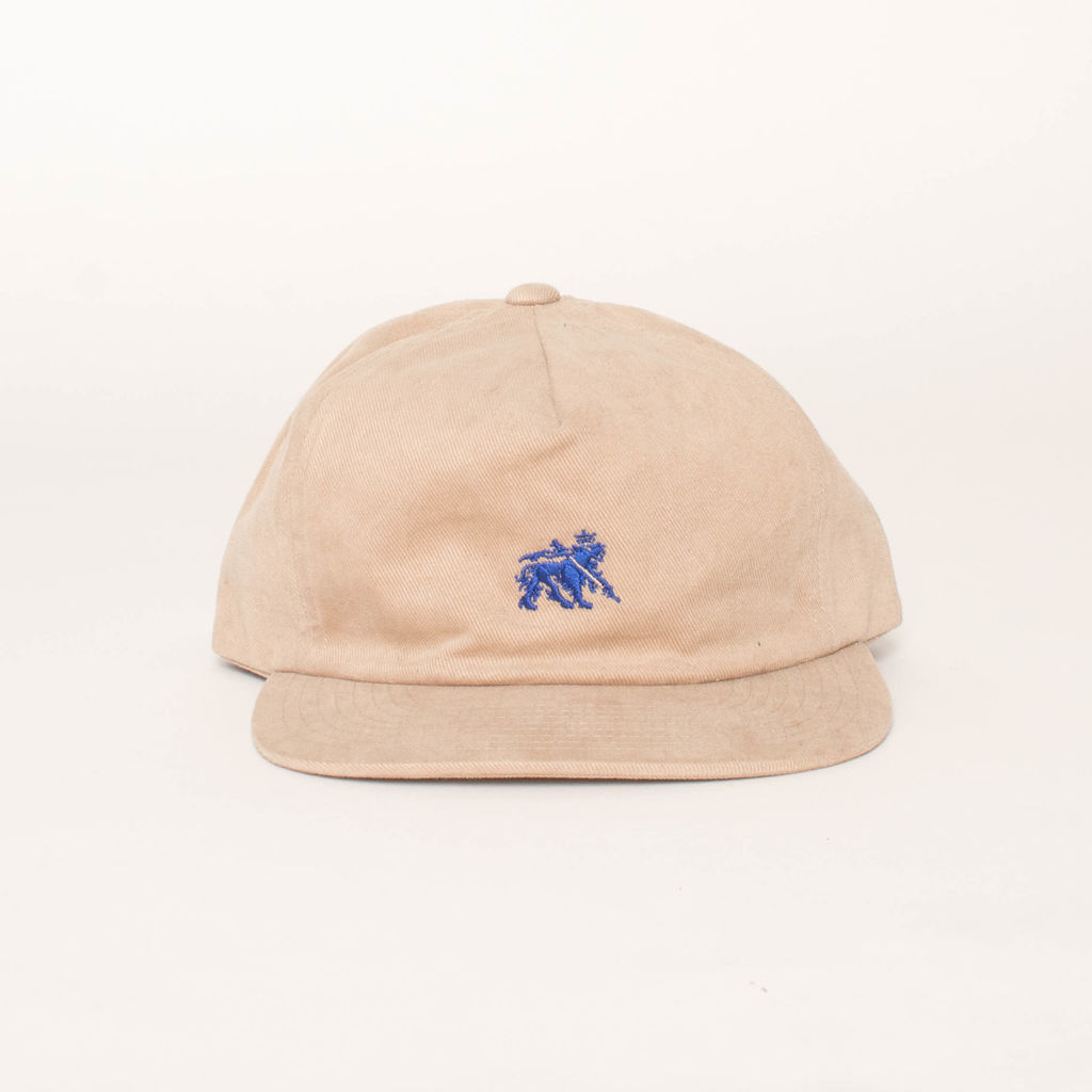 Stussy Embroidered Five Panel Cap