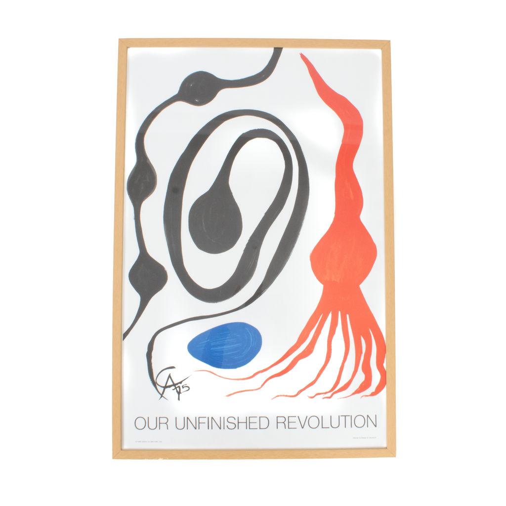 Alexander Calder Octopus