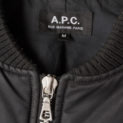 APC MA-1 Nylon Bomber curated by Matthew Hwang