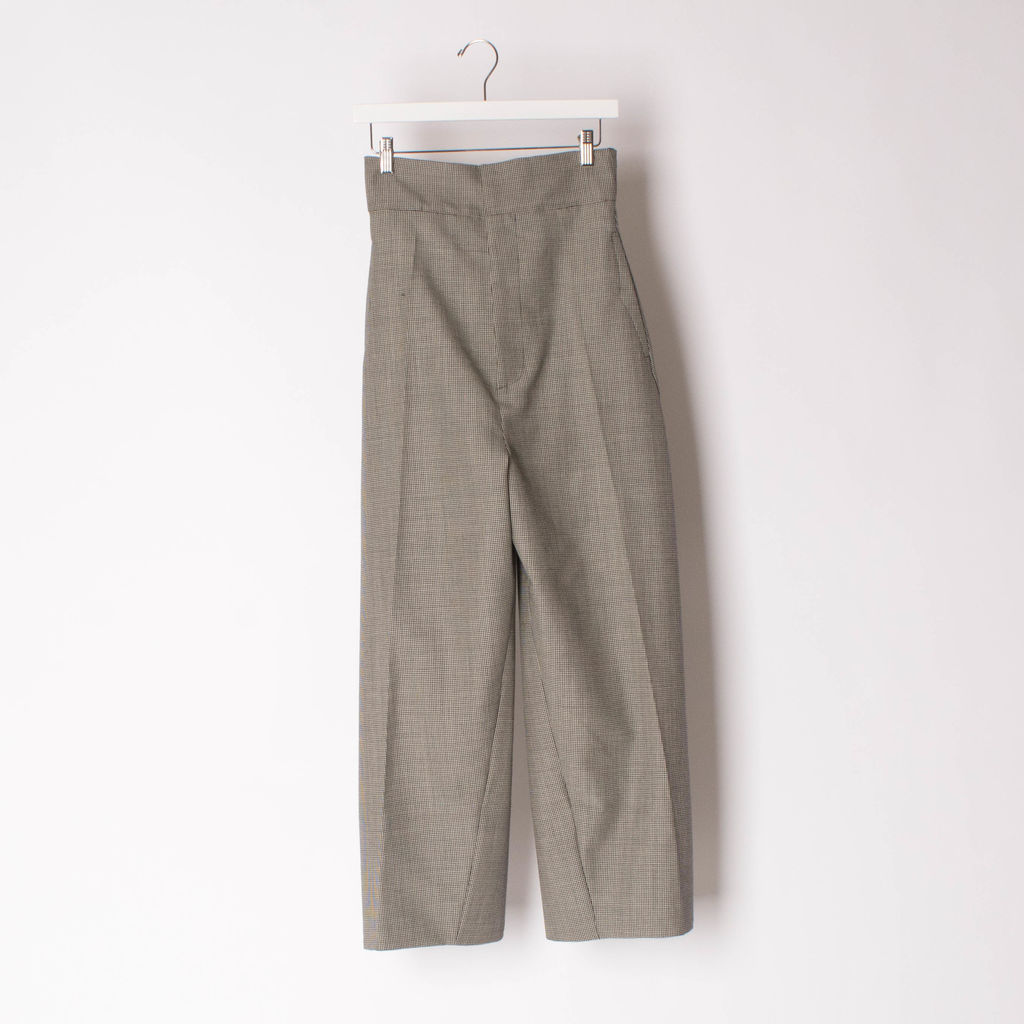 Jacquemus Houndstooth Pants