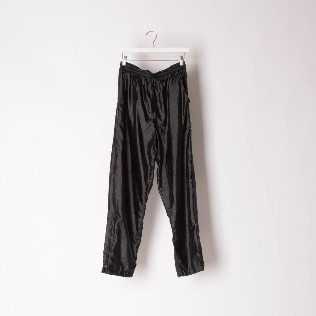 Vintage ellesse Wet Look Jogger Track Pants