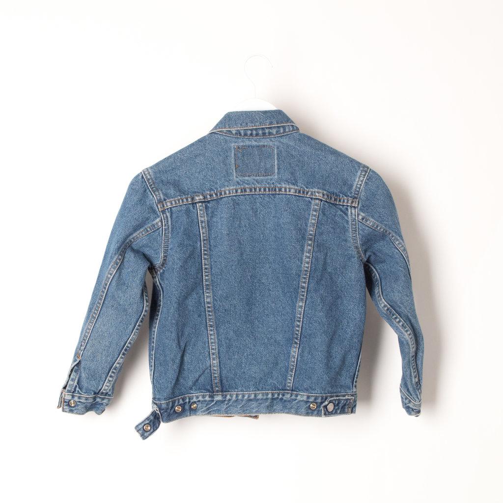 Levi's Vintage Jean Trucker Jacket