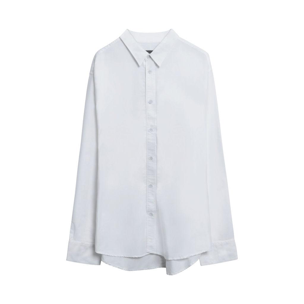 Rag & Bone White Button-Up