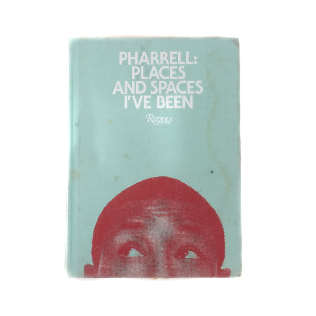 Pharrell:Places and Spaces I've Been