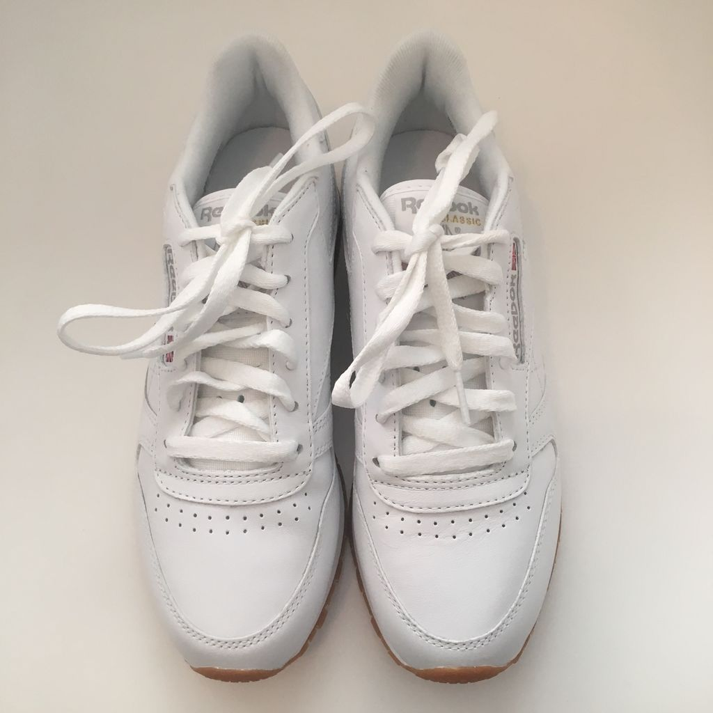 Reebok Sneakers curated by Erica Hass