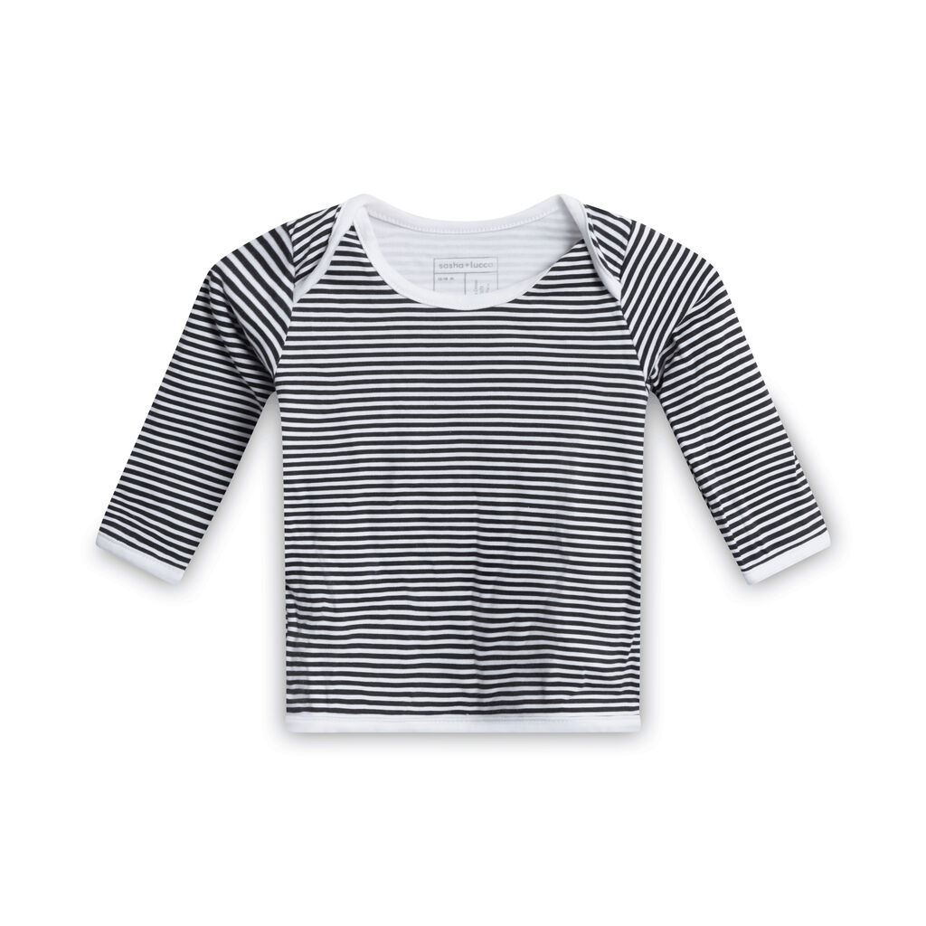Sasha + Luca Striped Shirt