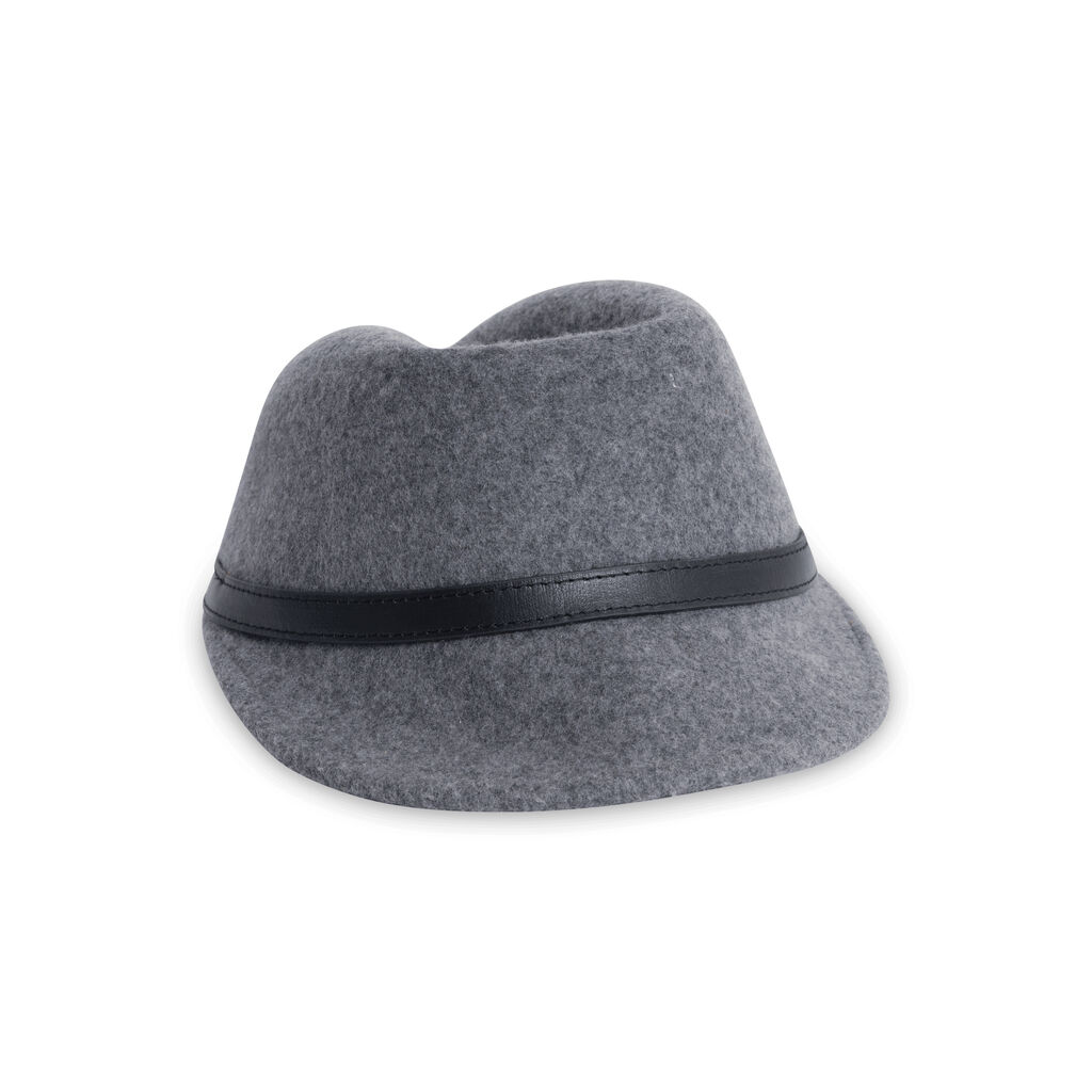 & Other Stories Grey Wool Cap