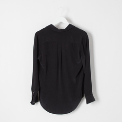 Equipment Silk Blouse with Tie curated by Olivia Lopez