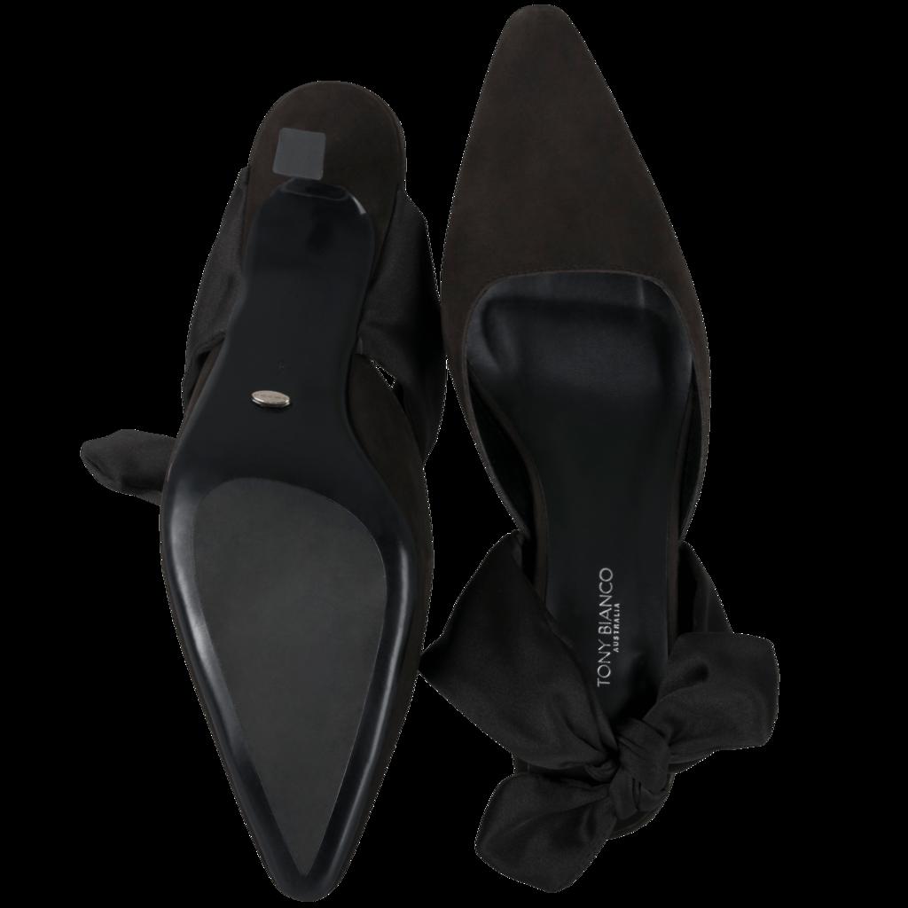 Tony Bianco Bakari Black Phoenix Heels