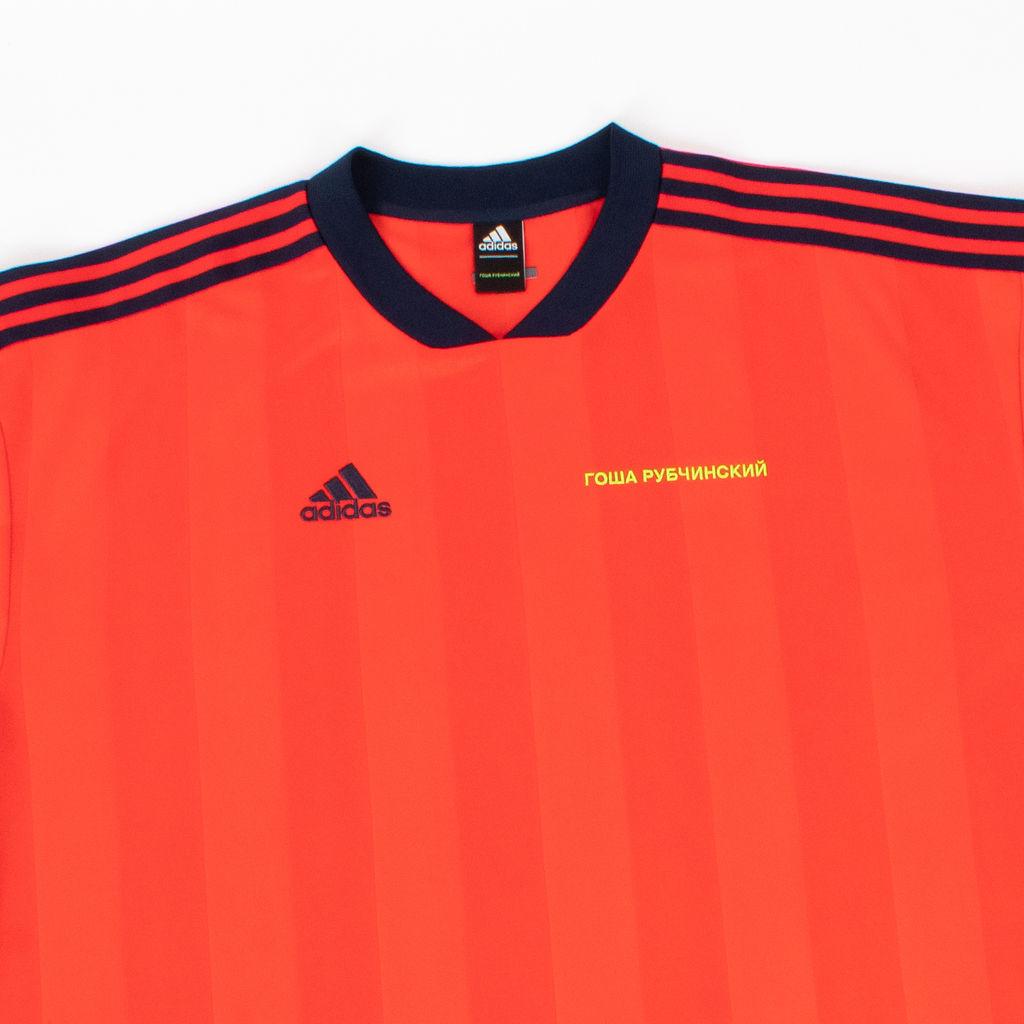 Gosha Rubchinskiy x Adidas Oversized Soccer Jersey