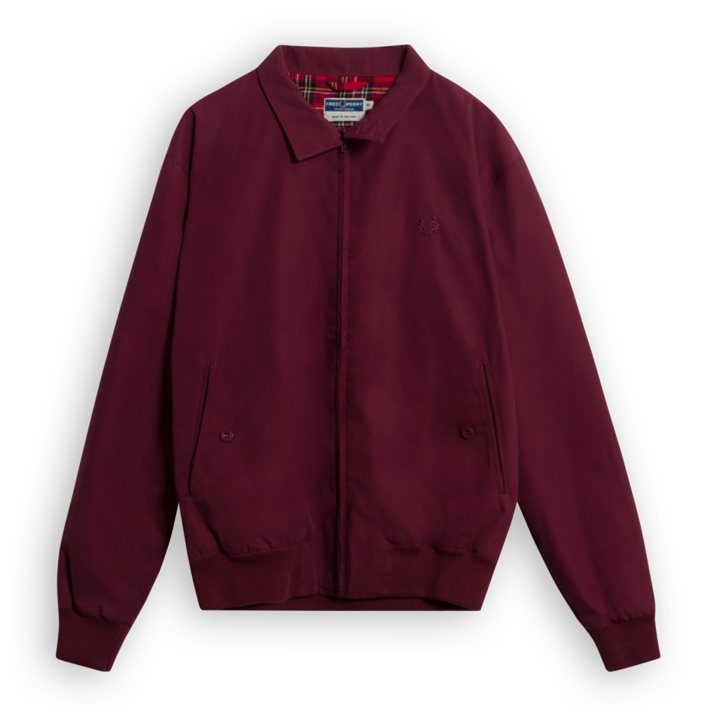 Fred Perry Port Harrington Made in England Jacket