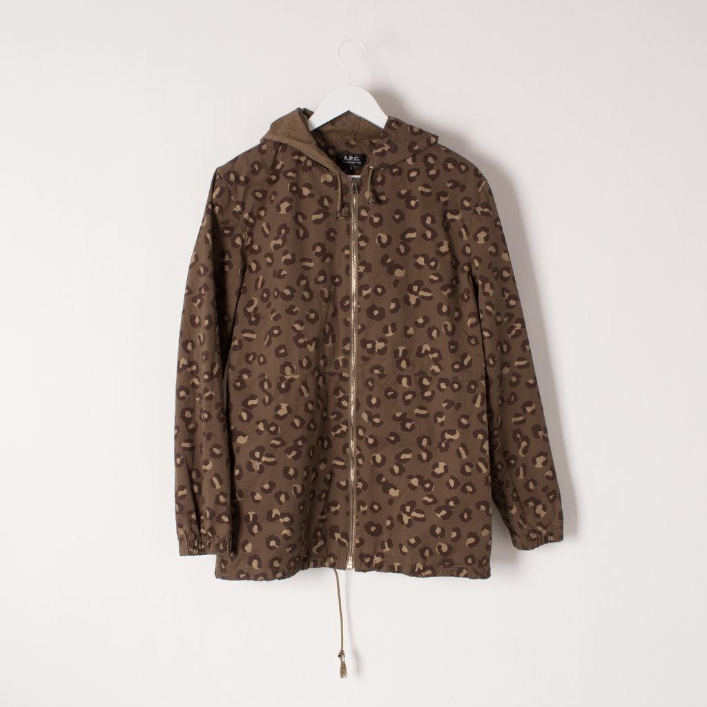 APC Cotton Hooded Jacket