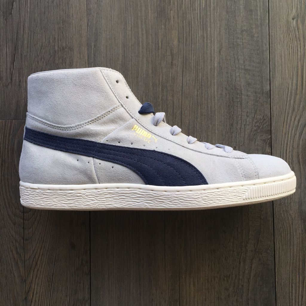 Puma Clyde Mid | Curated by Jesse Lee