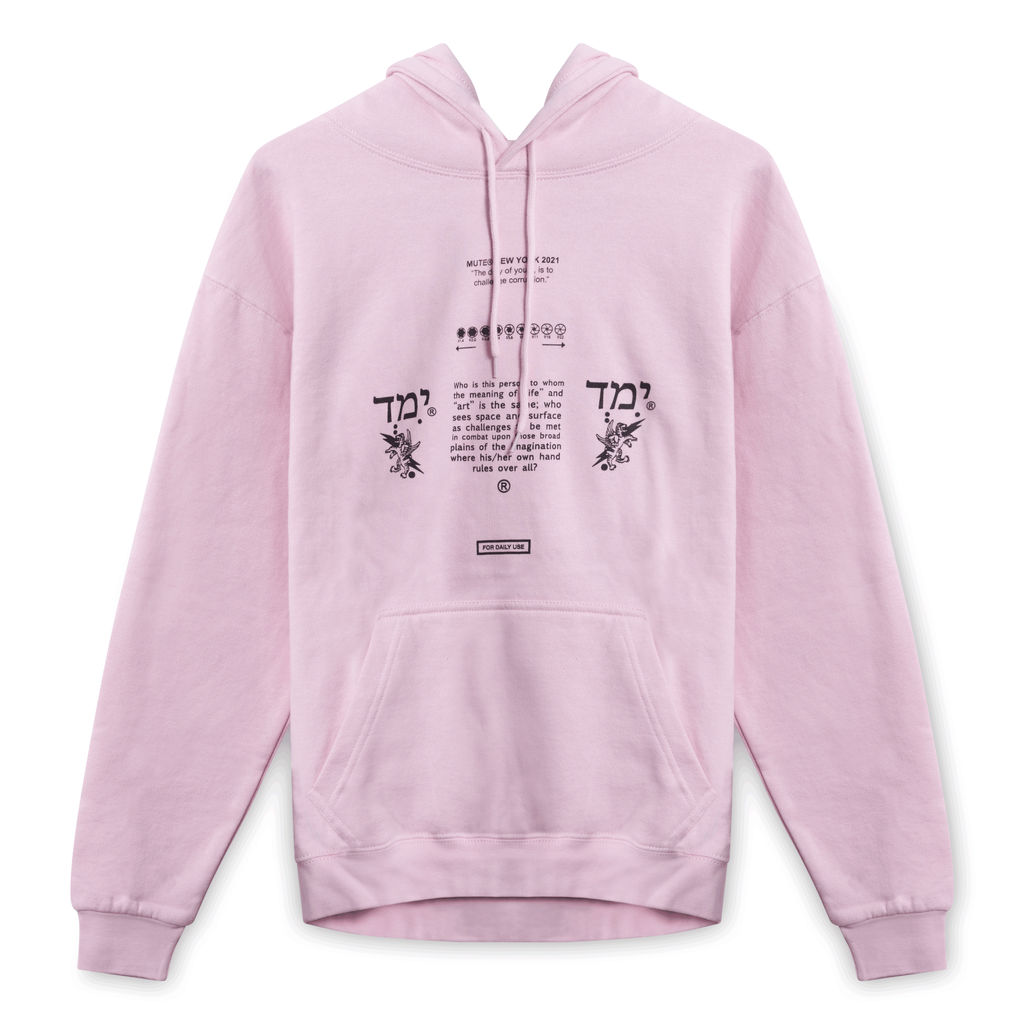 Blood Chit Hooded Sweatshirt