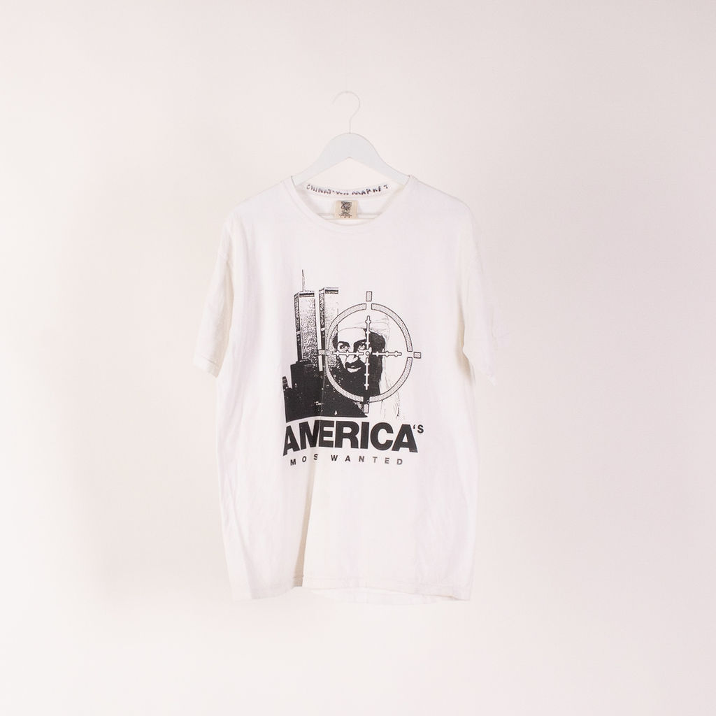 Vintage Unisex America's Most Wanted Graphic Tee