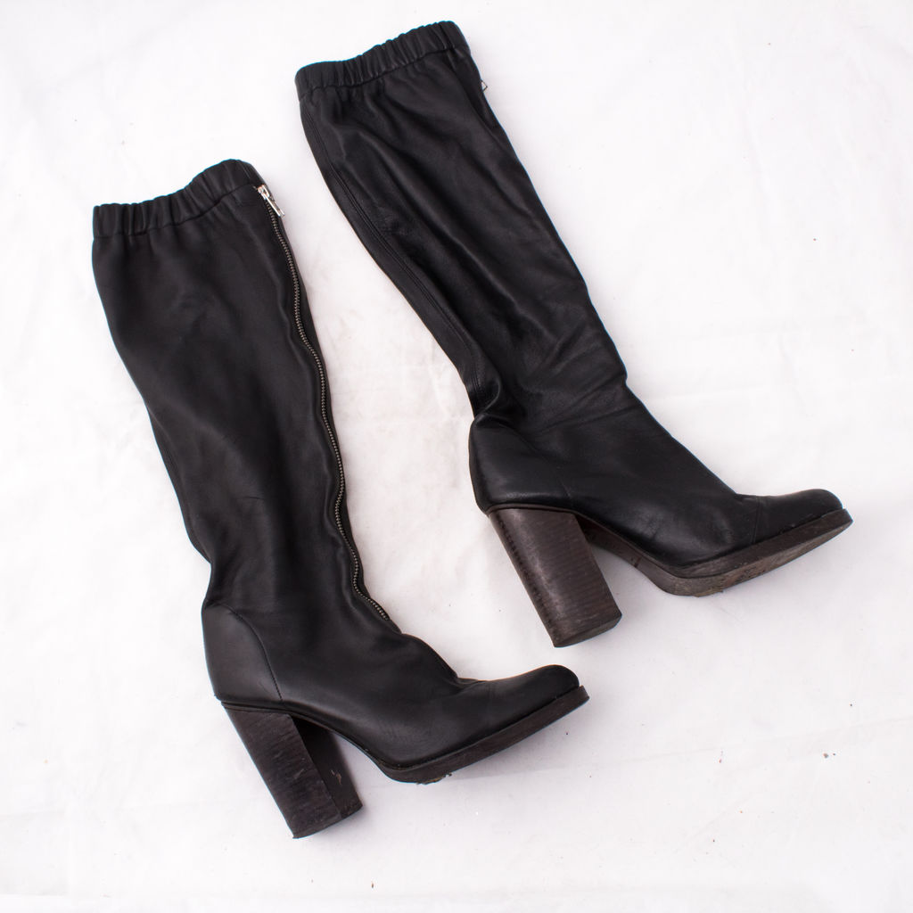 Opening Ceremony Soft Leather Boot
