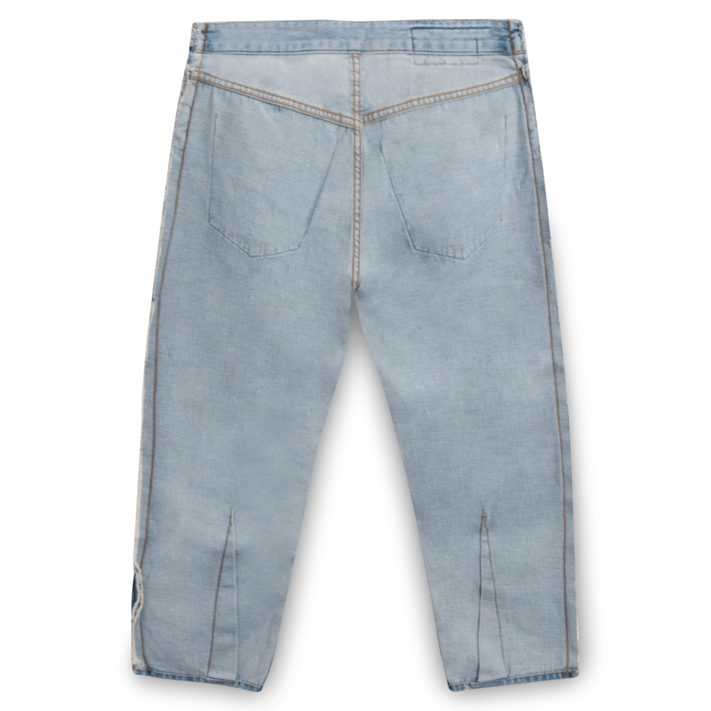 MM6 Maison Margiela Straight Crop Jeans